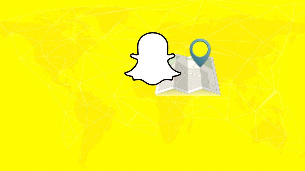 Digital-markedsføring-snap-map-Snapchat