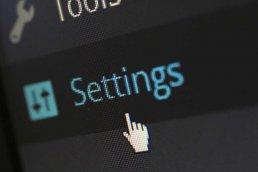 Wordpress-installation-hjemmeside-vigtige-indstillinger